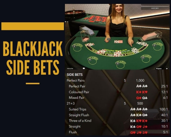 Side betting in blackjack maccabi haifa vs maccabi tel aviv betting preview